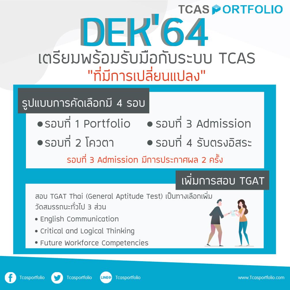 """DEK64  เตรียมพร้อมรับมือกับระบบ TCAS """"ที่มีการเปลี่ยนแปลง"""""""